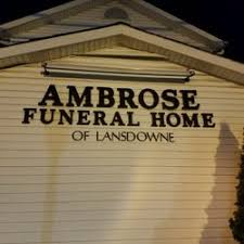 Ambrose Funeral Home and Cremation Services Funeral Services