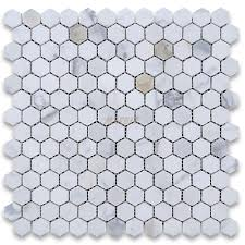 American Olean Porcelain Mosaic Tile by Interior Hexagon Tile To Adds Perfect Your Kitchen And Bathroom