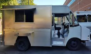 100 Build Food Truck SERVICE Builder Sheet Metal Fabrication