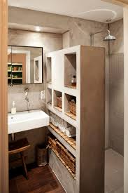 25 brilliant built in bathroom shelf and storage ideas to