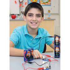 electricity magnetism light bulb experiment kit