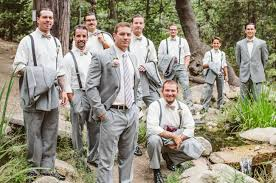 Dress On Hanger Bride Groomsmen