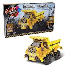 100 Dump Truck Song Click Lock 619 Piece Construction Set Daves Deals