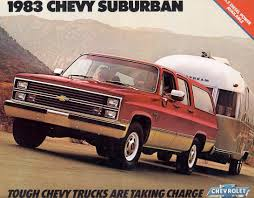 83 Suburban Vs 87 Suburban Bodies | CK5 Forums