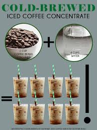 The Ultimate Guide To Making Cold Brewed Iced Coffee Concentrate At Home