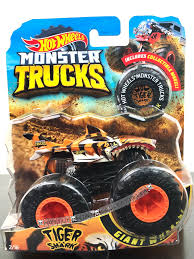 Hot Wheels TIGER SHARK Monster Trucks 2/16 NEW 2018 Die Cast 1:64 ... Pictures Of Monster Trucks Save First Female Cadian Truck 2011 Jam Series Hot Wheels Wiki Fandom Powered By Wikia Shark Shock Diecast Vehicle 124 Scale Sonuva Digger Vs Wreak Carro Attack Road Rippers Youtube Remote Control Wwwtopsimagescom 164 2pack Vs Amazoncouk 2002 Original Grave With Pinewood Derby Car Wooden Thing