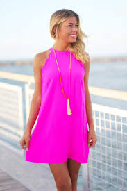 pink scalloped short dress cute dresses u2013 saved by the dress