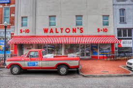 100 Sam Walton Truck The Walmart Museum Bill On The Road
