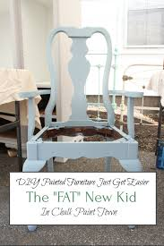 "DIY Painted Furniture Just Got Easier — There s a ""FAT"" New Kid in"