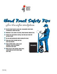 100 Moving Hand Truck Safety Tips