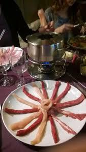 viande au bouillon photo de la maison des fondues avignon