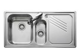 Kitchen Sink Types Uk by Leisure Single Bowl Sinks U2013 Stainless Steel Kitchen Sinks