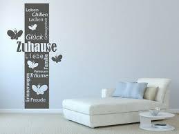 wandtattoo wortwolke banner zuhause nr 1 wandaufkleber