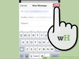 3 Ways to Print Text Messages from an iPhone wikiHow