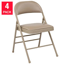 Tan Vinyl Padded Folding Chair 4-pack 2418usb A Shape Heavyduty Padded Folding Chair 2019 4 Fabric Black Soft Seat Compact Steel Amazoncom Flash Fniture Hercules Series White Wood Sudden Comfort Deluxe Buff Frame Vinyl Chairs Km Party Rental And Decor 4pack Triple Brace 300 Lb Capacity 3450fsnf Moreton Hire Samsonite 3000 Fan Back With Bonded