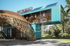 104 Shipping Container Design Ho Yamal Emirati Eco Friendly Cafe Comelite Architecture Structure And Interior Archello