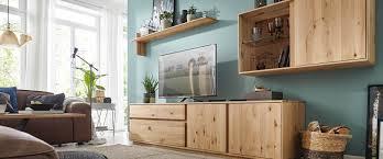 wohnzimmer wohnwände natura home die möbel und