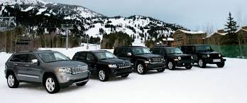 Best Used Jeeps For Winter Driving | The Faricy Boys