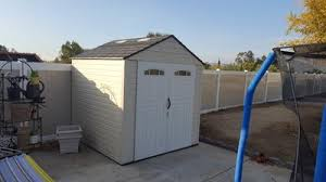 Rubbermaid 7x7 Gable Storage Shed by Rubbermaid 7x7 Feet X Large 325 Cubic Feet Outdoor Storage Shed