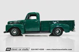 100 Ford F1 Truck 1949 Pickup Classic Car Studio