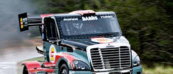 Semi Truck: Banks Freightliner Super Turbo Pikes Peak Truck | Banks ...
