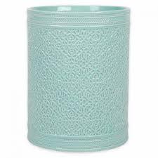 Small Rectangular Bathroom Trash Can by Bathroom White Bathroom Trash Can 11 Office Garbage Cans