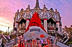 Californias Great America Halloween Haunt 2014 by Other Attractions And Scenic Elements Neonearth Designs