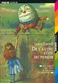de l autre côté du miroir lewis carroll fiche livre