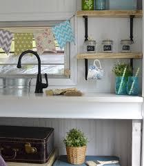 Camper Interior Decorating Ideas