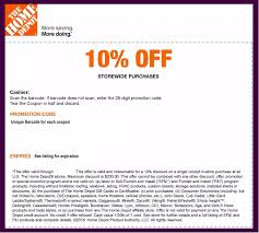 10 percent off coupon home depot Buffalo wagon albany ny coupon