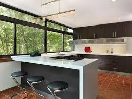 Simple U Shaped Kitchen Design