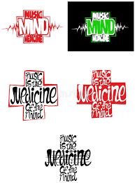 Download Music Is The Medicine Of Mind With Cross And