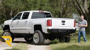 100 Iron Cross Truck Bumpers HD Rear Bumper Fast Facts On A 2017 Chevy Silverado 2500