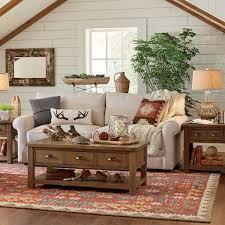 50 Cozy Farmhouse Living Room Design And Decor Ideas 44