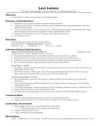Sample Manufacturing Engineer Resume Lovely It Manager Best Specialist