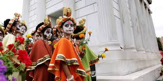 Cultural Appropriation Halloween Examples by Día De Los Muertos Is Not Halloween Huffpost