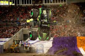 100 Monster Truck Backflip Jam On Twitter Energy Driver Coty Saucier Was The