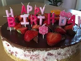 yogurette erdbeer torte