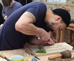 Wood Carving Tools For Beginners Uk by Intro To Woodcarving The Goodlife Centre