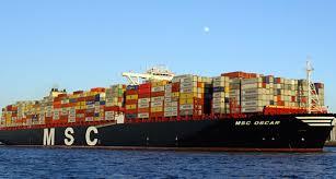 le deuxième plus grand porte conteneurs du monde attendu au maroc