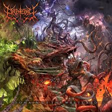 Organectomy Domain Of The Wretched 1200x1200 MetalPorn