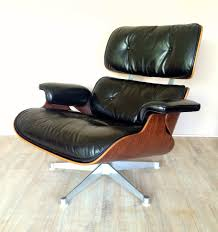 Lounge Chair, Charles EAMES Edt Hille - 1950s