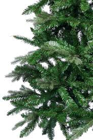9 Fraser Fir Artificial Christmas Tree by Realistic Artificial Christmas Trees Uk Christmas Lights Decoration