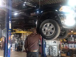 Truck-on-lift-3 - KC Xtreme Machines