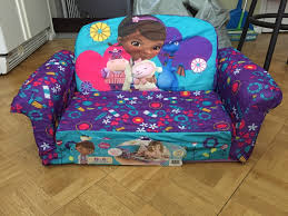 Minnie Mouse Flip Open Sofa Bed by Disney Junior Doc Mcstuffins Marshmallow 2 In 1 Flip Open Sofa