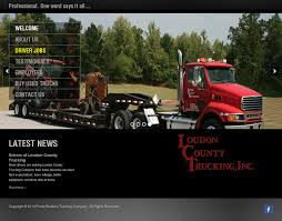 100 Loudon County Trucking Competitors Revenue And Employees Owler