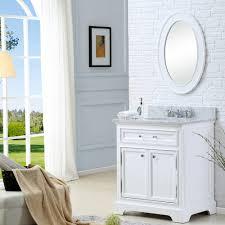 Single Sink Bathroom Vanity by Water Creation Derby 30g Derby Cashmere Grey Single Basin Bathroom