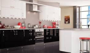 Awesome Red Black And White Kitchen Decor Free Home Designs Photos Stecktgeschichteinfo
