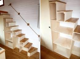 Tiny House Stairs Best Images On Attic Spaces Interior And Ladder Small