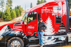 Trucker Hauling Capitol Christmas Tree Calls Cross-country Trip The ... Trucking Cross Country Running Down A Dream With Selena New 463sd Cross Country Side Dump Relittransportation Companies Best Image Truck Kusaboshicom Who We Are Trucker Shortage Is Raising Prices Delaying Deliveries Selfdriving Trucks 10 Breakthrough Technologies 2017 Mit Semis And Big Rig Virgofleet Nationwide Travels Of The Capitol Christmas Tree Photos